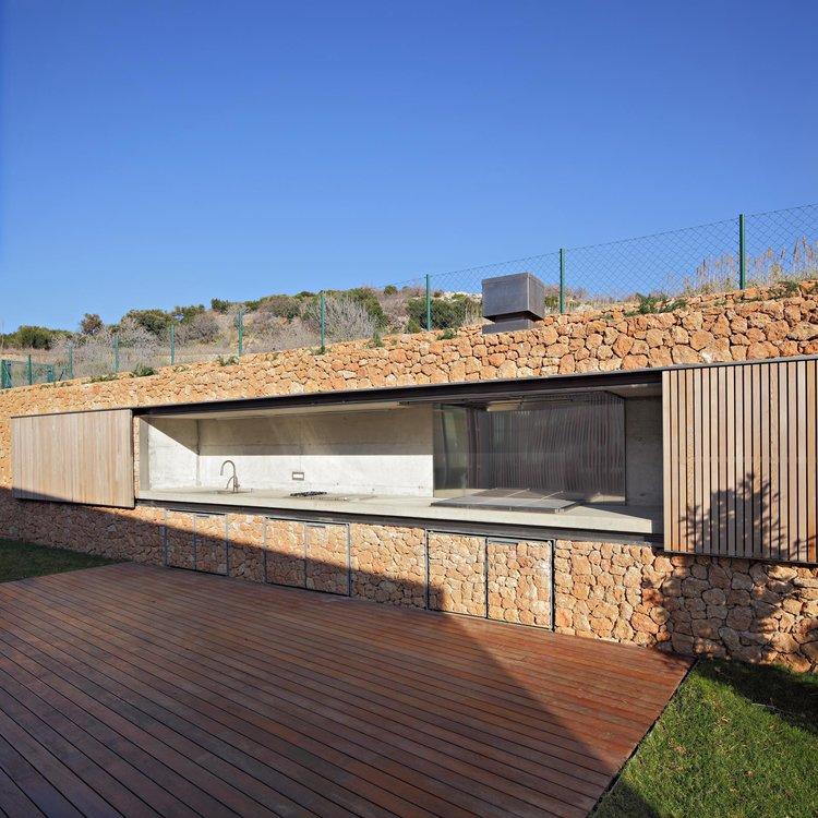 Olive House_mediterian garden by LOG-URBIS 28