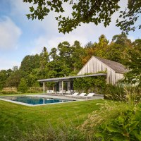Pool House, Amagansett, NY | Robert Young Architects