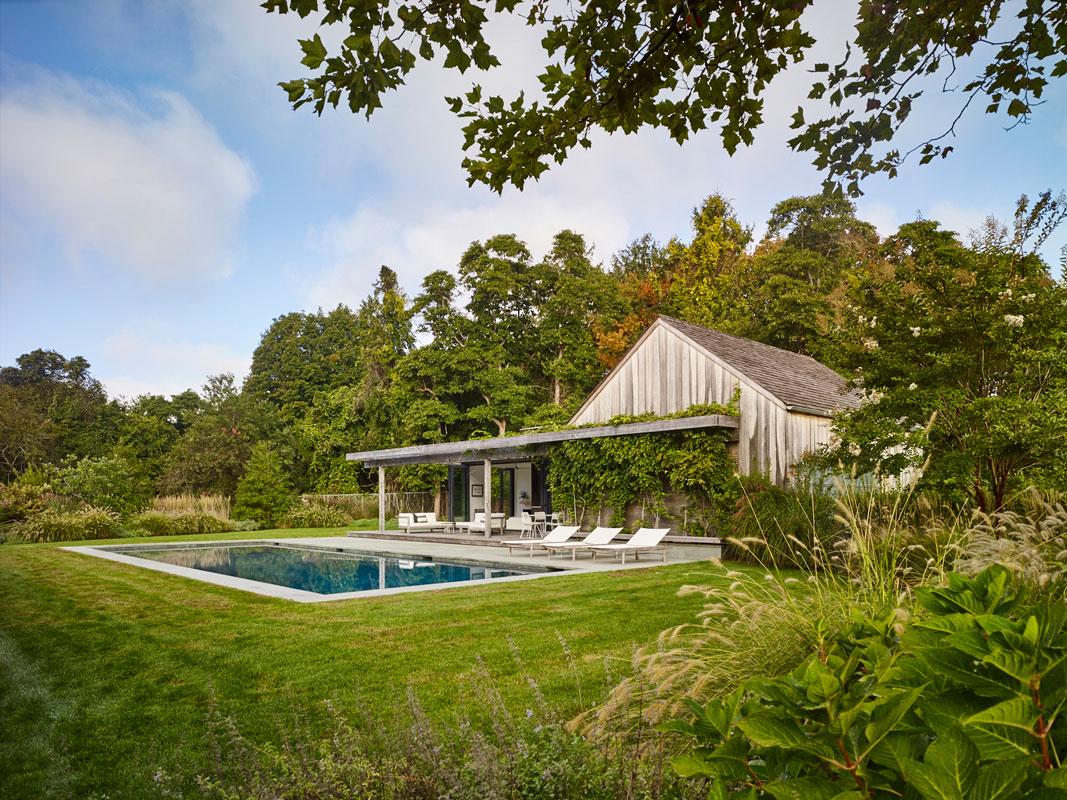 Pool House, Amagansett, NY | Robert YoungArchitects