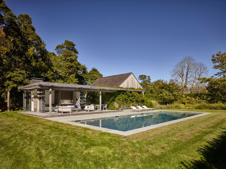 Pool House, Amagansett, NY by Robert Young Architects 04