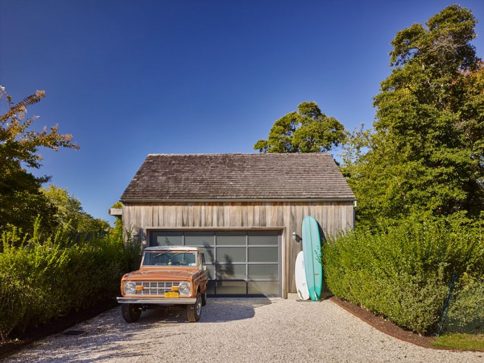 Pool House, Amagansett, NY by Robert Young Architects 10