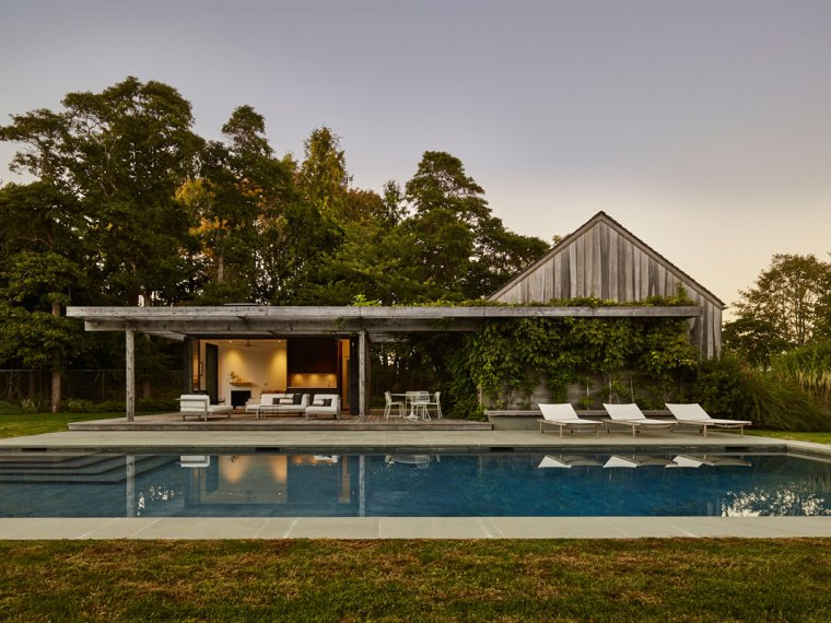 Pool House, Amagansett, NY by Robert Young Architects 11