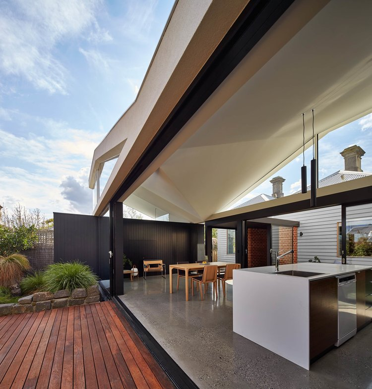 Tunnel House by Modo Architecture 07