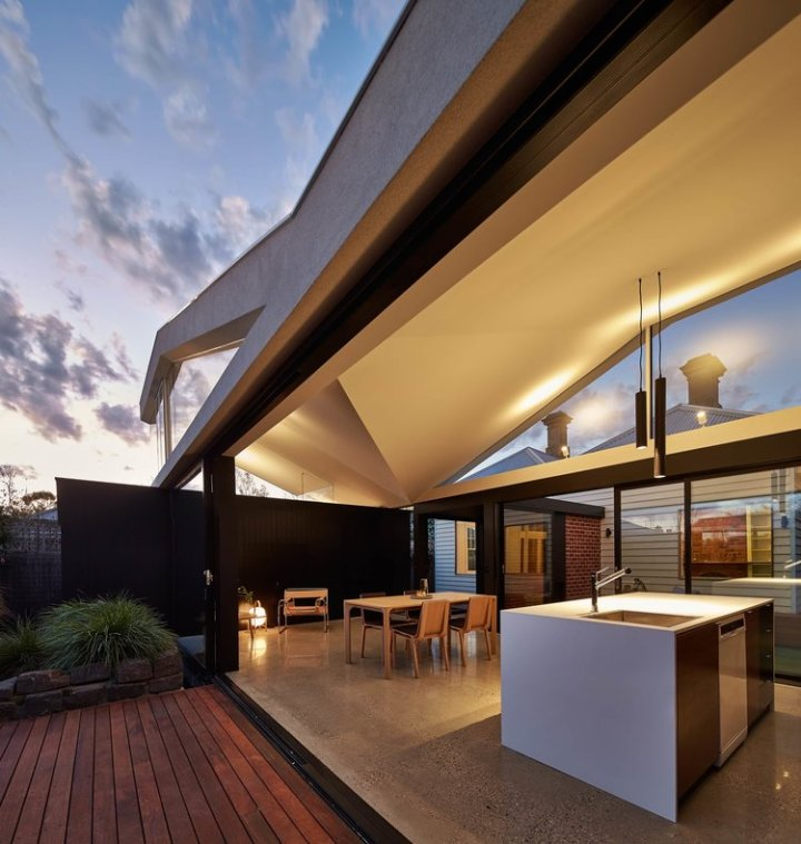 Tunnel House by Modo Architecture 10