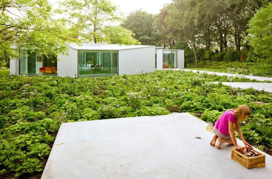 Villa 4.0 by Mecanoo Architects 00