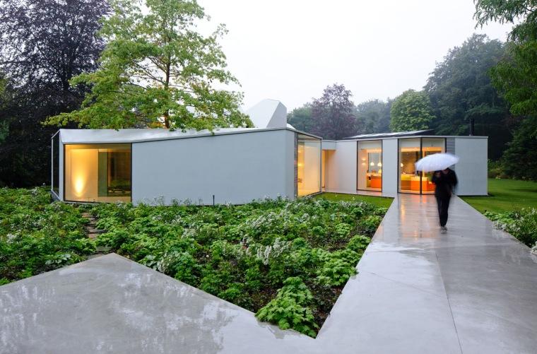 Villa 4.0 by Mecanoo Architects 01