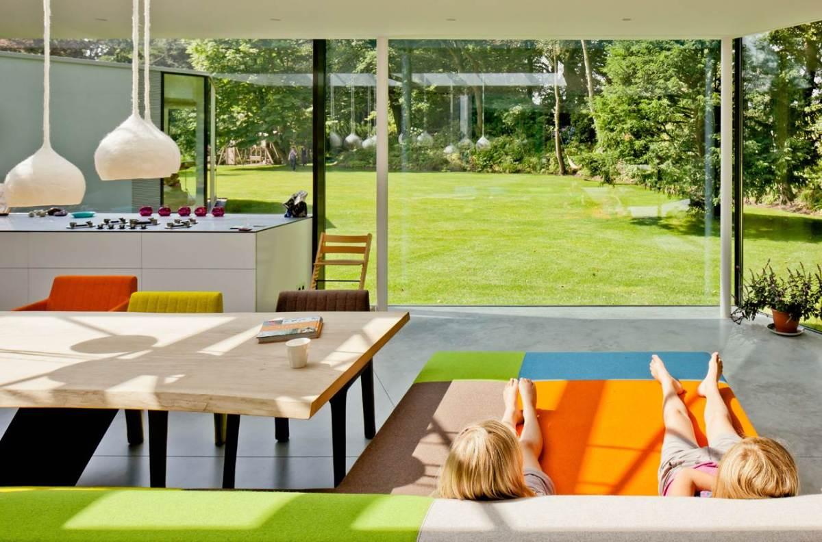 Villa 4.0 by MecanooArchitects