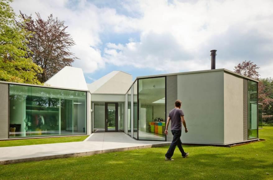Villa 4.0 by Mecanoo Architects 10