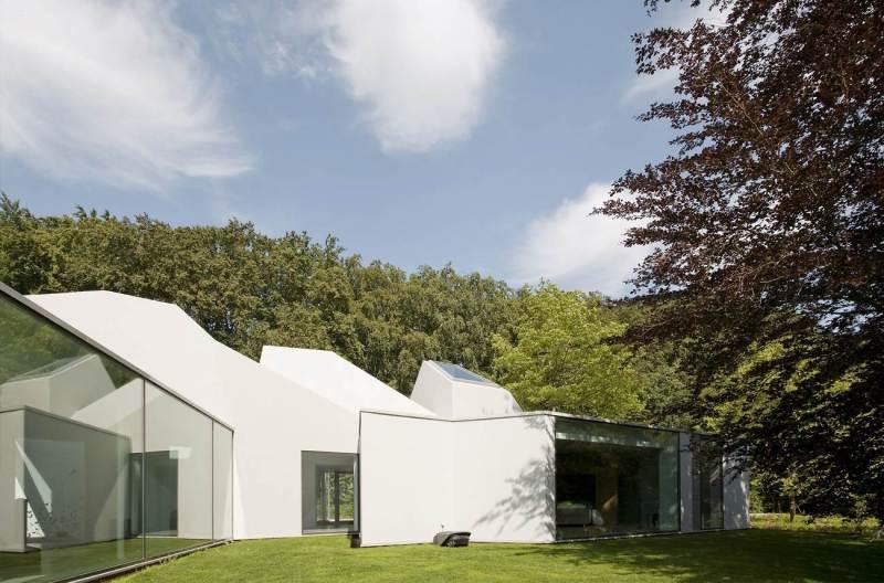 Villa 4.0 by Mecanoo Architects 11