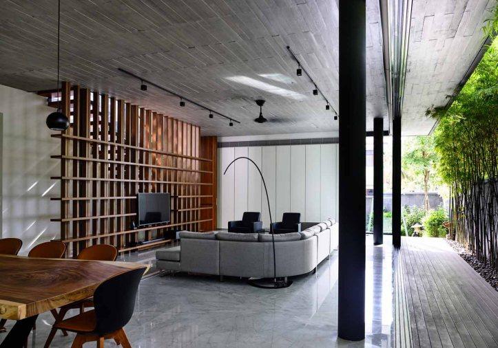 Cascading Courts by HYLA Architects 03