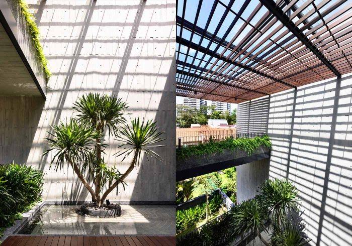 Cascading Courts by HYLA Architects 05