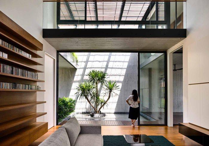 Cascading Courts by HYLA Architects 06