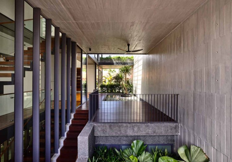 Cascading Courts by HYLA Architects 07
