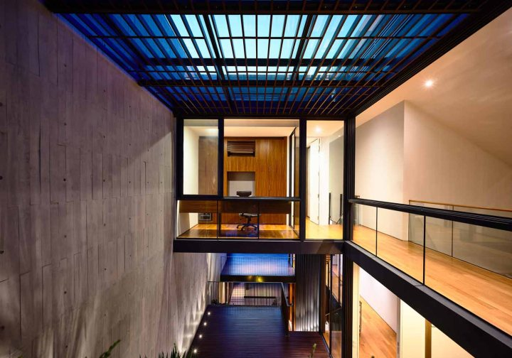 Cascading Courts by HYLA Architects 08