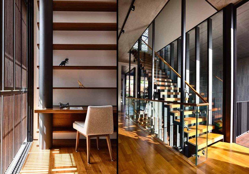 Cascading Courts by HYLA Architects 09