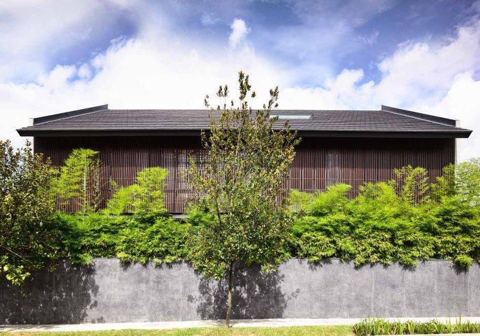 Cascading Courts by HYLA Architects 14