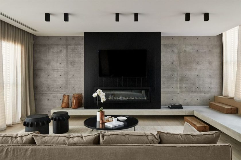 Klein House by MHN Design Union 09