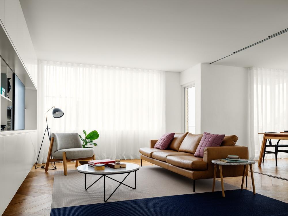 Kirribilli Apartment by Brcar MoronyArchitecture