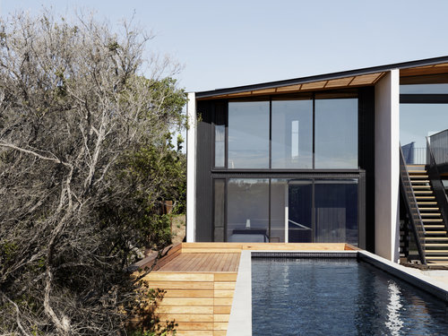 Barwon Heads House by Lovell Burton Architecture
