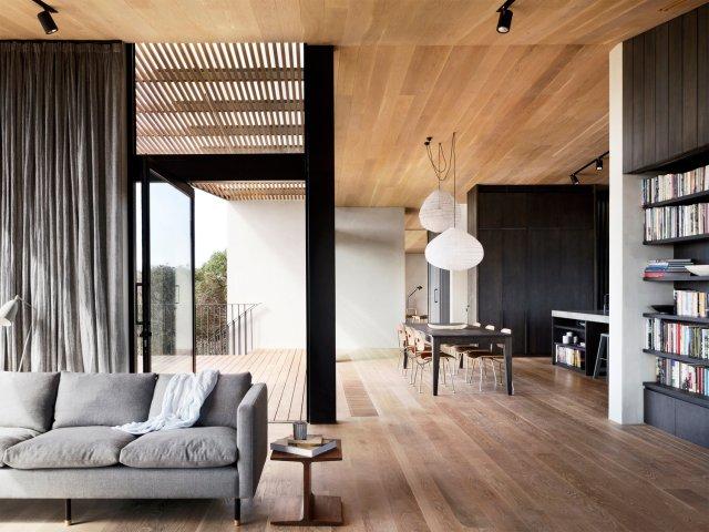 Barwon Heads House by Lovell Burton Architecture 12