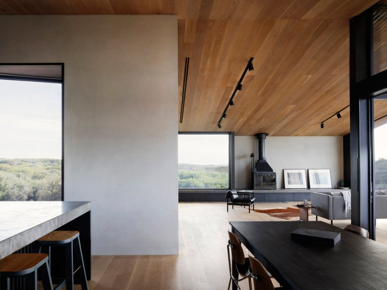 Barwon Heads House by Lovell Burton Architecture 14