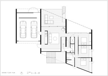 Barwon Heads House by Lovell Burton Architecture GF+PLAN_001
