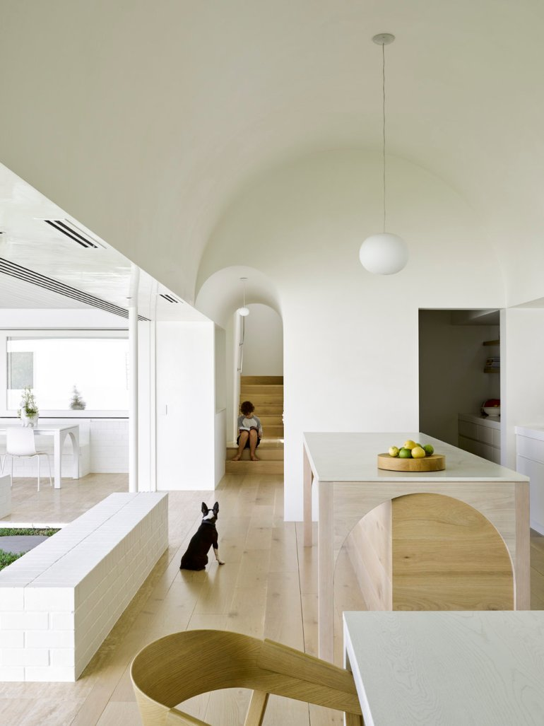 B&B Residence by Hogg and Lamb Architects 03