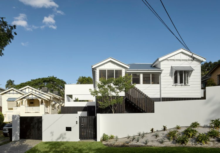 B&B Residence by Hogg and Lamb Architects 09