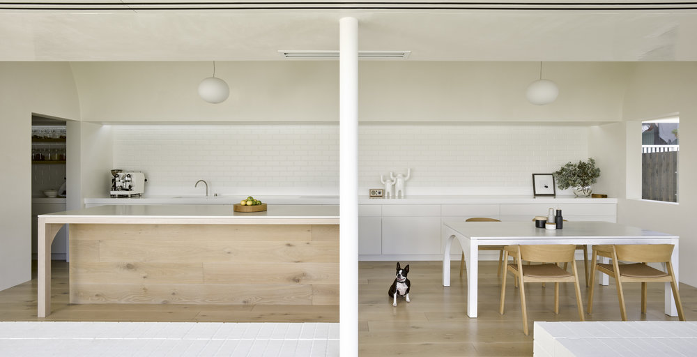B&B Residence by Hogg and Lamb Architects 11