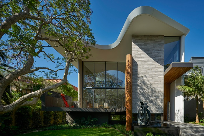 Bellevue Hill House IV by Popov Bass Architects 01