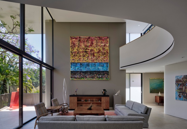 Bellevue Hill House IV by Popov Bass Architects 02
