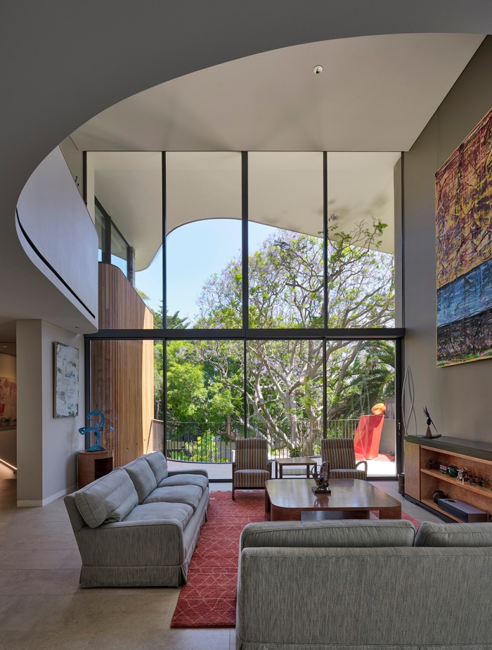 Bellevue Hill House IV by Popov Bass Architects 03