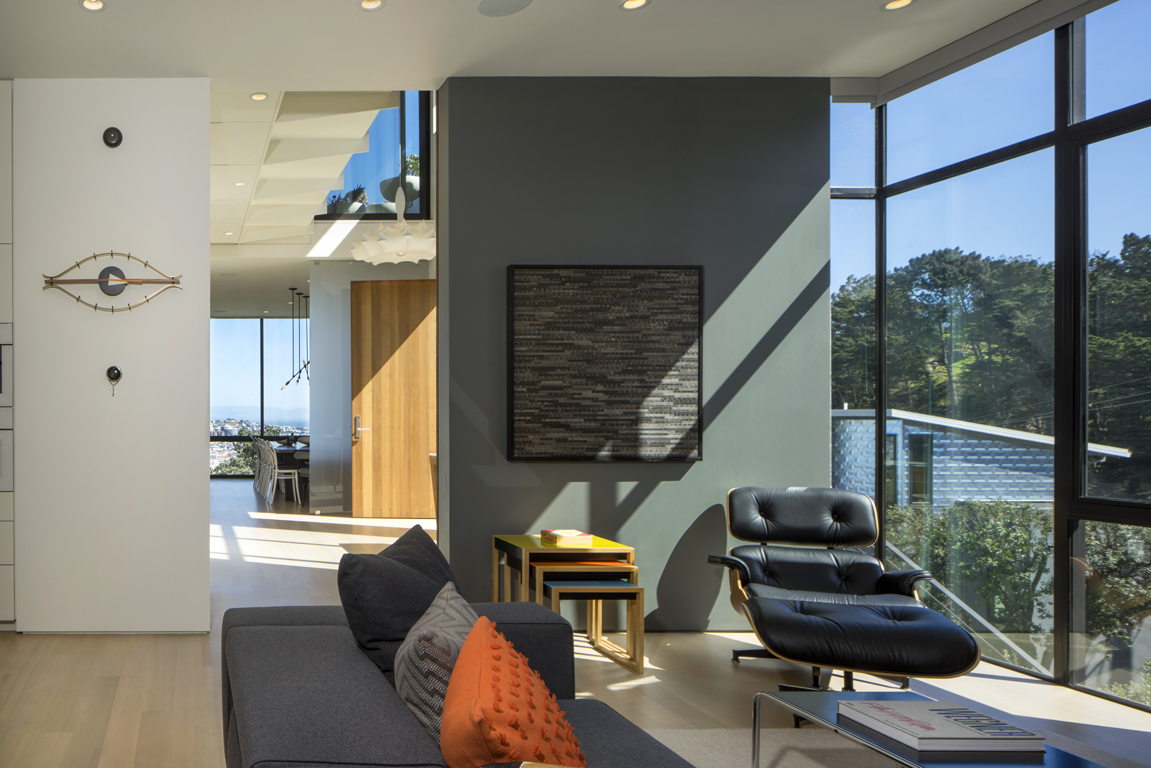 Buena Vista Residence by George Bradley | architecture + design