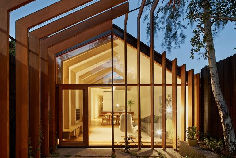 Cross-Stitch House by FMD Architects 01