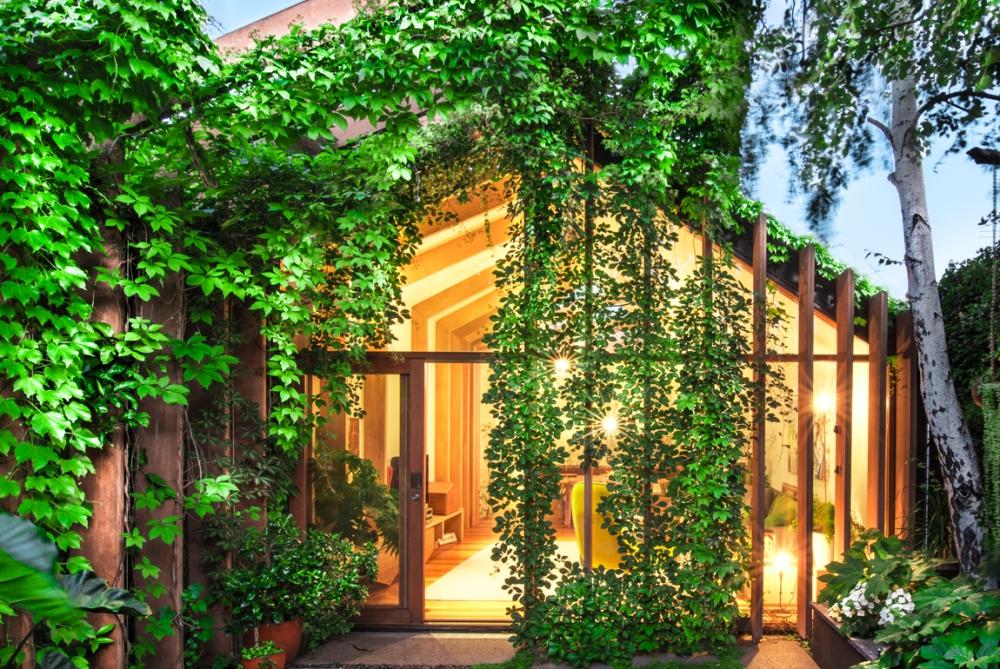 Cross-Stitch House by FMD Architects 02