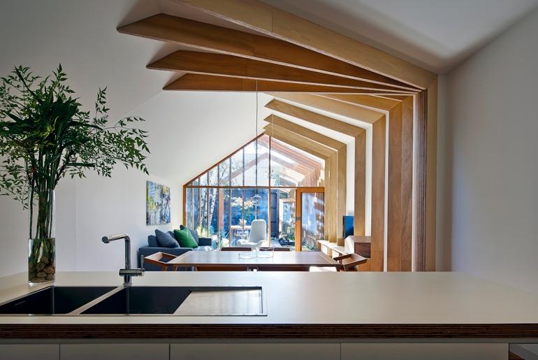 Cross-Stitch House by FMD Architects 03