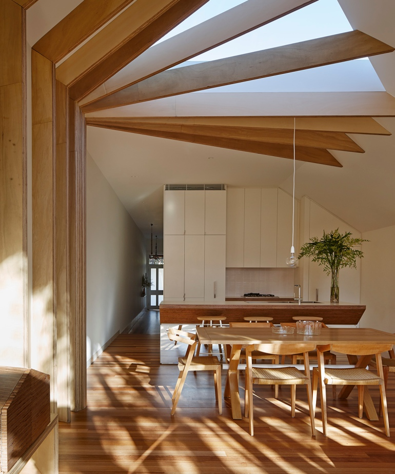Cross-Stitch House by FMD Architects 06