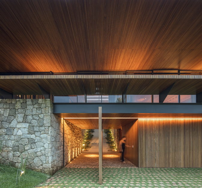 FL House by Jacobsen Arquitetura 09