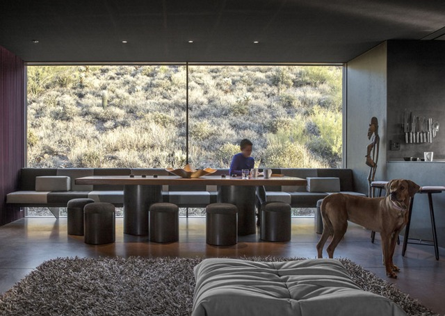 Hidden Vallery Desert House by Wendell Burnette Architects 02