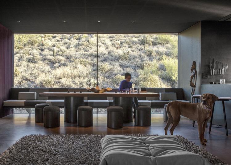 Hidden Vallery Desert House by Wendell Burnette Architects02