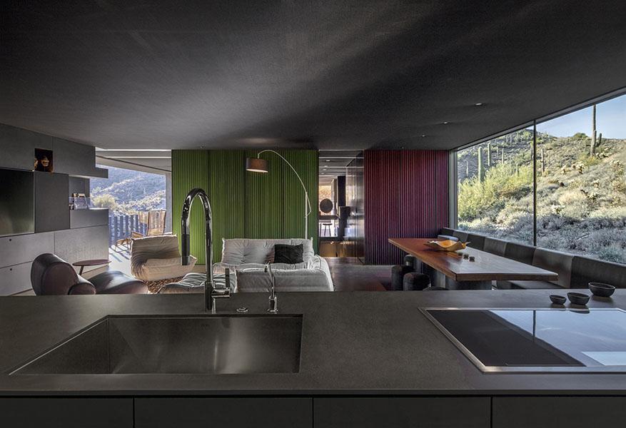 Hidden Vallery Desert House by Wendell Burnette Architects04