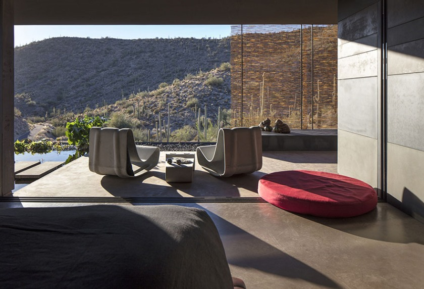 Hidden Vallery Desert House by Wendell Burnette Architects 07