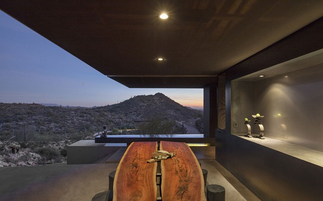 Hidden Vallery Desert House by Wendell Burnette Architects 11