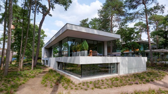 House Zeist by Bedaux de Brouwer Architects 03