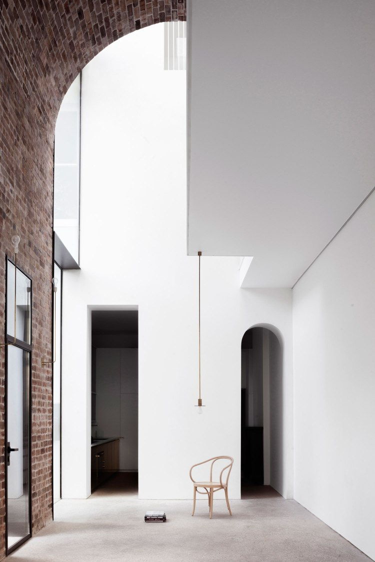 Italianate House by Renato D'Ettorre Architects 01