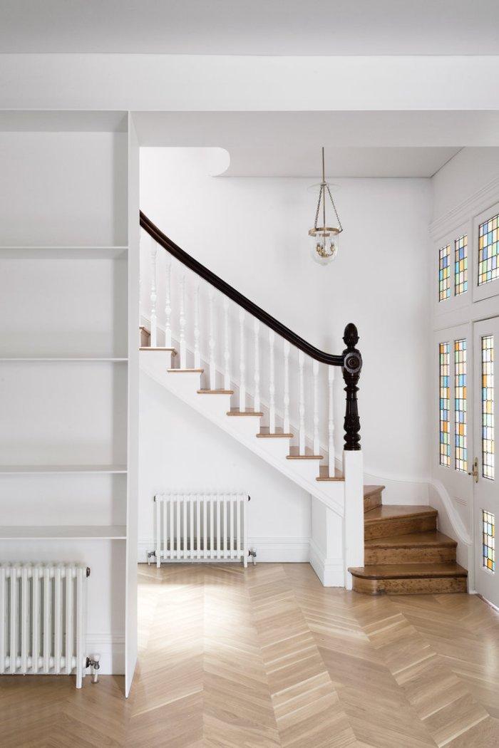 Italianate House by Renato D'Ettorre Architects 05