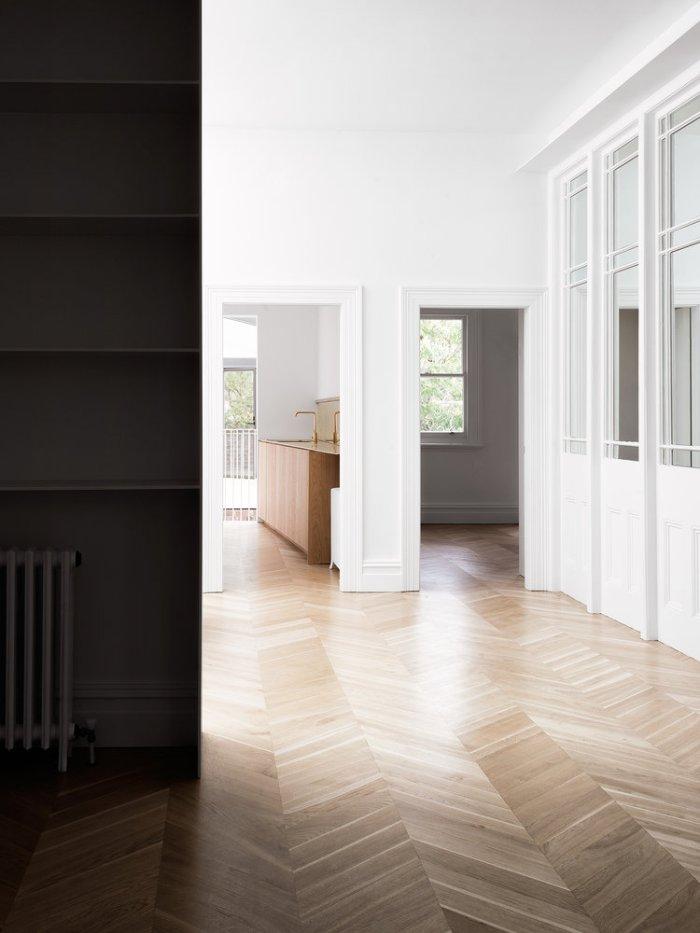 Italianate House by Renato D'Ettorre Architects 08