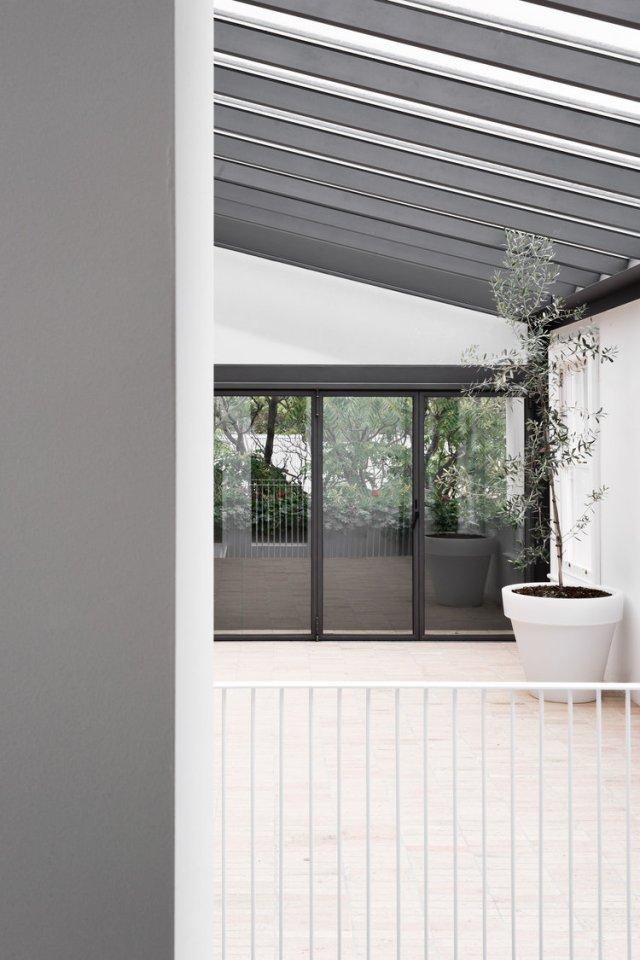 Italianate House by Renato D'Ettorre Architects 10