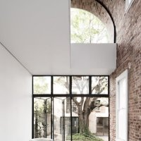 Italianate House by Renato D'Ettorre Architects