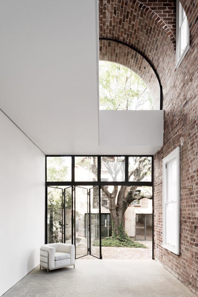 Italianate House by Renato D'Ettorre Architects 11